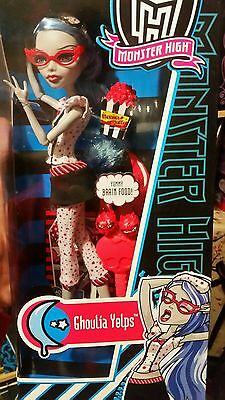 Monster high Ghoulia Dead Tired