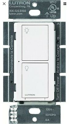 Lutron Caseta Wireless Switch Multi-Location In-Wall 6 Amp Works with Amazon ...