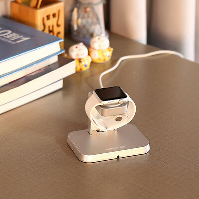 Apple Watch Magnetic Charger Charging Cable & Apple Watch Stand for iWatch NEW