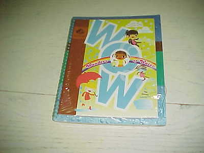 NEW Girl Scouts Wow Wonders of Water Brownie Guide + Adult Spiral Bound