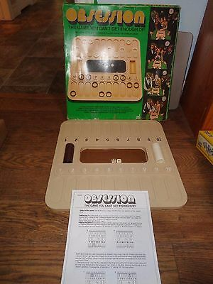 Obsession Game 1977 - Complete