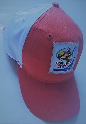 South Africa FIFA World Cup 2010 Cap - BRAND NEW - FREE INTERNATIONAL DELIVERY!!