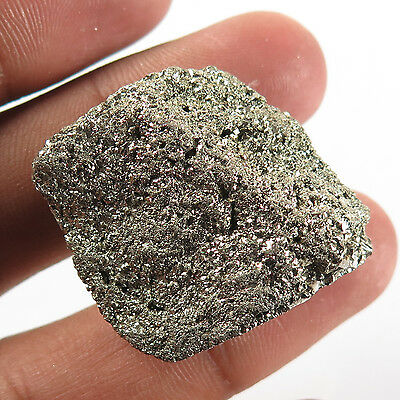 Fantastic 116.60 Cts Natural PYRITE DRUZY Nice Gemstone Fancy 30x28 mm Exporter
