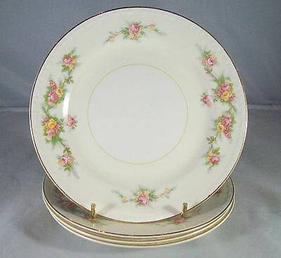 Vintage Homer Laughlin Eggshell Georgian Dessert Bread and Butter Plate K44N5