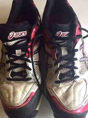 Asics Cricket Spikes (Turf/synthetic Interchangeable) Size 9