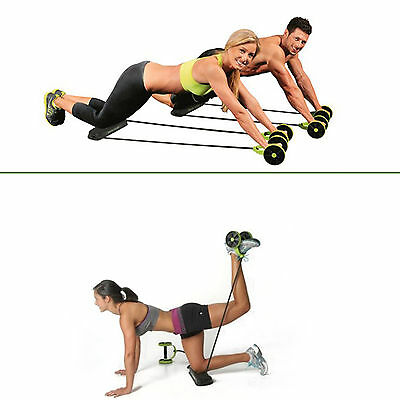 Trainer Abdominal Workout Gym Resistance Abs Fitness Exercise Home Total-body