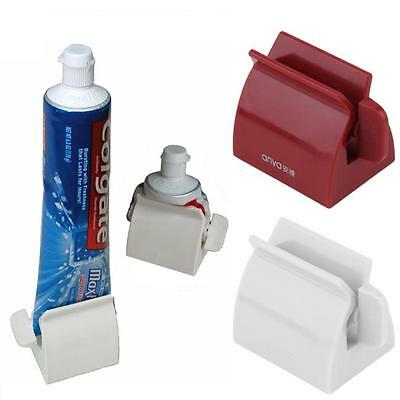 Bath Rolling Tube Toothpaste Squeezer Toothpaste Dispenser Seat Holder Stand B