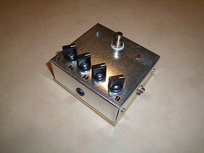blues breaker stacked with mxr microamp pedal - big amazing sound, best value