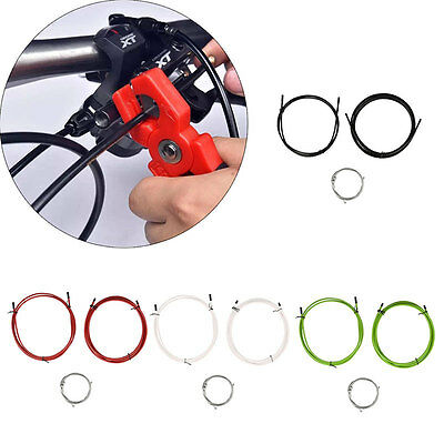 Brake+Gear Front Rear Inner Outer Bike Cable Pear Nipple End MTB Car Road Racer