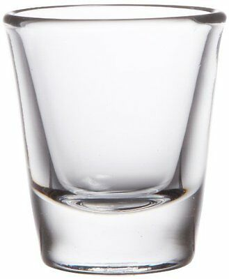 Anchor Hocking 6-Pack Heavy Base Shot Glass Set, 1.5-Ounce
