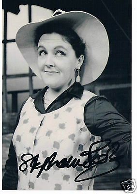 Stephanie Cole British actress Tenko Hand Signed Photograph  6 x 4