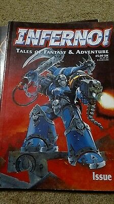 Games Workshop Inferno! Tales of Fantasy and Adventure Issue 3
