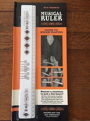 Musical Ruler With Book