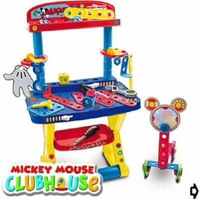 NEW Mickey Mouse Clubhouse Workshop Fun Imaginative Play
