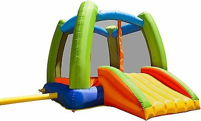 Sportspower My First Jump 'n Play Inflatable Bounce House |