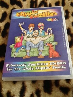Flippin' Families Cd Rom By La Pashe