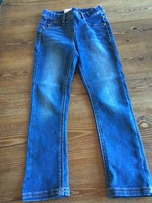 Next Girls Jeans Age 6 Years