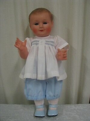 Doll Vintage Antique Celluloid Made In France Rare Collectable Display