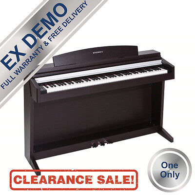 EX DEMO Kurzweil - M1 Rosewood Home Digital Piano
