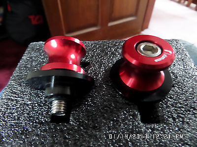 Rizoma 8Mm Bobbins In Red