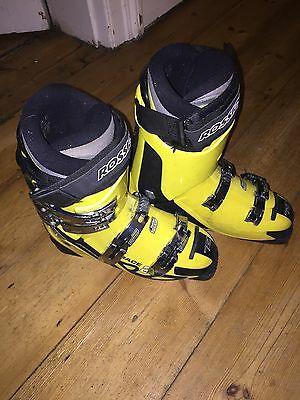 Rossignol Cockpit Race 2 Ski Boots Size 265