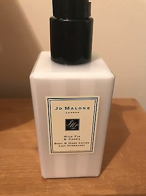 Jo Malone Wild Fig And Cassis Body And Hand Lotion 250ml