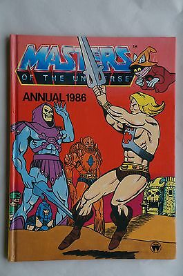 Masters of the Universe Annual - 1986 - 31 Years Old