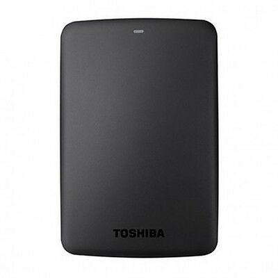 Toshiba Canvio Basic 1TB 1000GB Negro
