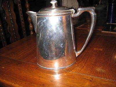 Mappin And Webb 1.50Pt Coffee/tea Pot Good Condition