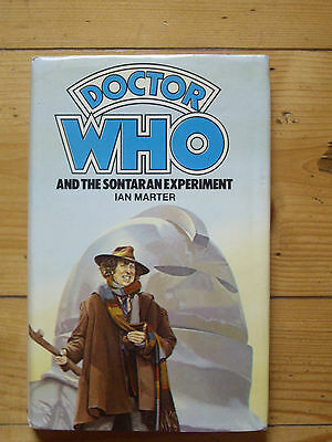 Doctor Who and the Sontaran Experiment,*1978 W H ALLEN  HARDBACK*