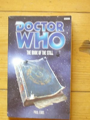 Doctor Who The Book of the Still, Eighth Doctor Adventures (EDA)