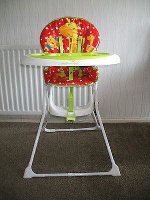 Mothercare Barcelona High Chair