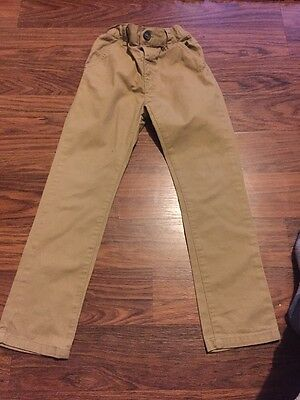 Next Boys Trousers 4-5 Years. Chino Style. Worn Once