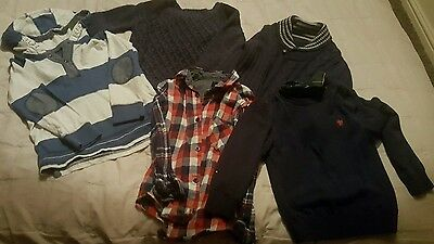 4-5 years boys bundle includes next