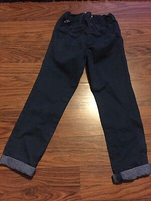 Next Boys Trousers Chino Style 4-5 Years.