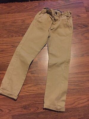 Boys Next Chinos Trousers 4-5. Worn Once.
