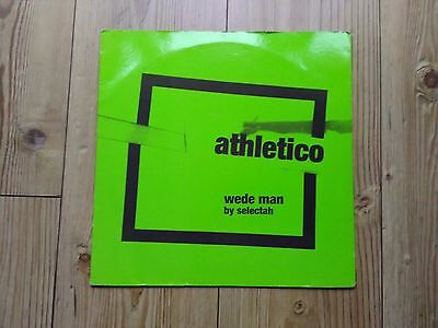 Selectah ‎– Wede Man : Athletico : Frankie Cutlass, Jon Carter Mixes BIG BEAT