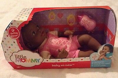 Little Mommy Doll Baby So New AA