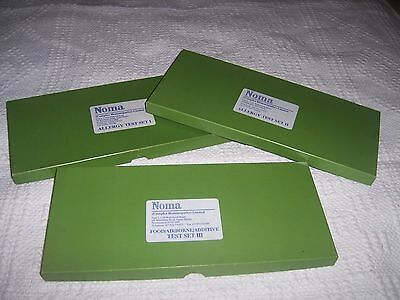 Homeopathic Food Allergy Testing Kits