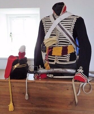 Napoleonic Hussar Busby