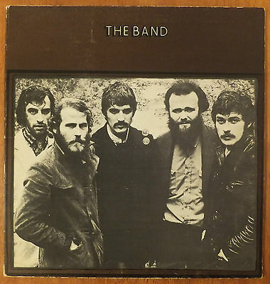 The Band - Self Titled Vinyl lp Very Good Condition G/F E-ST 132 Stereo