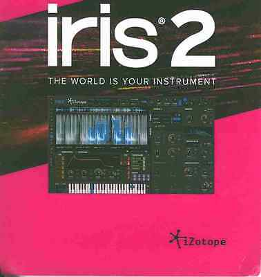 Izotope Iris 2 - Virtual Synthesizer (Serial Download)