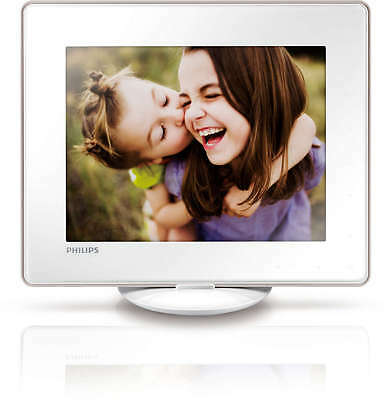 Philips Sph8628/12 Cornice Digitale 8""