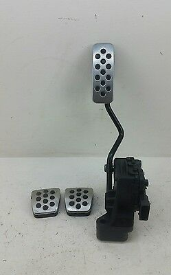 Vauxhall Astra H Mk5 Alloy Pedal Covers And Accelerator Pedal 24427006 13131015