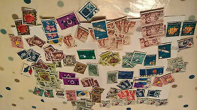 Australian Used Stamps About 140