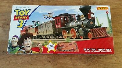 Hornby Disney Toy Story 3 Electric Train Set Boxed