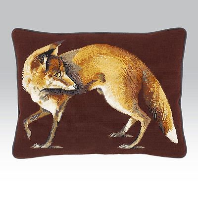 Ehrman The Fox Tapestry Chart by Candice Bahouth.