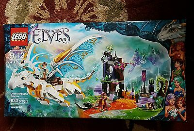 LEGO Elves Queen Dragon's Rescue 41179 NEW SEALED