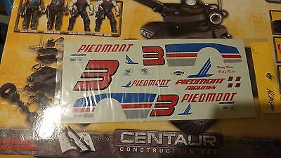 NASCAR Decals #3 Piedmont Airlines $1.00 Shipping
