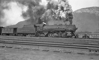 orig neg - LVRR Lehigh Valley # 444 Coxton PA 1934